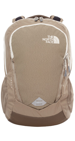 The North Face Vault Backpack Women brindle brown/vintage white
